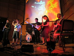 IMG_4317 (NYC Guitar School) Tags: nyc guitar school performance rock teen kids music 81513 summer camp engelman hall baruch gothamist plasticarmygirl samoajodha samoa jodha