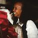 Chief Stephen Osita Osadebe (RIP) from Nigeria Hosted by  Equator Club Philadelphia Fouzia from Somalia 1997 348