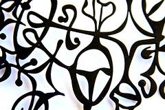 """""""Frenzy"""" (lemantuladesigns) Tags: necklace jazz kitsch retro 1950s 1960s eames atomic amoeba beatnik frenzy crazyjewelry eamesera blacknecklace retronecklace unusualjewelry statementnecklace atomicdesign weirdjewelry weirdsymbols strangejewelry unusualnecklace lemantuladesigns sinteredlace lemantula atomicforms strangenecklace atomicnecklace eameserajewelry"""