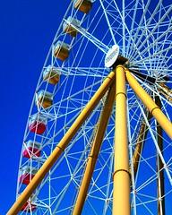 Colossus (Kuby!) Tags: wheel st louis nikon stlouis august fair flags mo missouri worlds six 1904 eureka farris colossus d300 kuby midamerica 2013 kubitschek