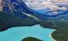 Afternoon at Peyto (Jeff Clow) Tags: nature landscape bravo albertacanada banffnationalpark peytolake canadianrockies glaciallake ©jeffrclow dirtcheapphototours jeffclowphototour banffphototour