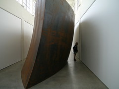 Richard Serra (becky&ralpho) Tags: sculpture ny newyork art modern steel dia serra beacon richardserra