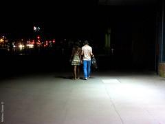 Passage... (mathieugleizes) Tags: street light boy shadow white black paris love girl strange night walking relax weird couple darkness ombre together amour lumiere passage rue nuit bizarre feelings beautifull mathieu gleizes originalfilter