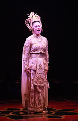 Diane Phelan as Tuptim in The King and I produced by Music Circus at the Wells Fargo Pavilion August 6-11, 2013. Photo by Charr Crail.