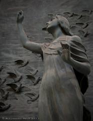 Cimitero Monumentale di Staglieno (Alejandro Held) Tags: italy italia cementerio genoa genova monumentalcemeteryofstaglieno cimiteromonumentaledistaglienostaglieno