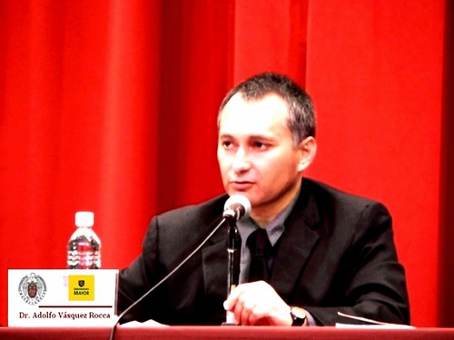 Adolfo Vasquez Rocca PHD _ Doctor en Filosofia y Teoría de las Artes