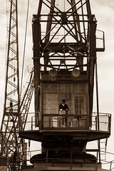 Crain's, Bristol Harbour, M-Shed (myfrozenlife) Tags: uk trip vacation england museum docks canon bristol unitedkingdom 7d mshed