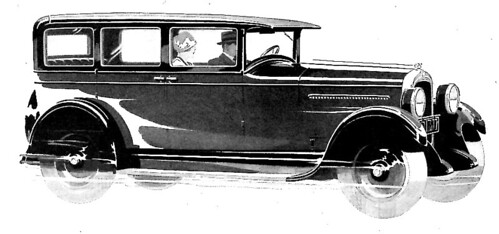 1927 Hupmobile Six