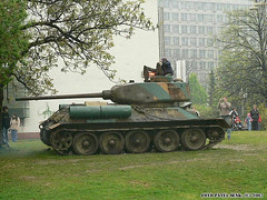 """T-34 85 (54) • <a style=""""font-size:0.8em;"""" href=""""http://www.flickr.com/photos/81723459@N04/11248135913/"""" target=""""_blank"""">View on Flickr</a>"""