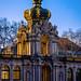 Dresden, Kronentor in der Langgalerie im Zwinger