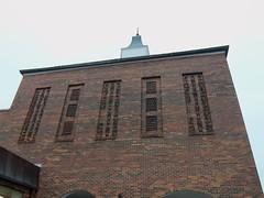 K-mart (8) (donwest1963) Tags: light building tower architecture shopping arch ks departmentstore kansas frenchmarket kmart hancockfabrics overlandparkks 95thandmetcalf kmartoverlandparkks