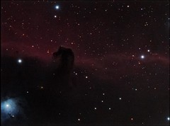 Horsehead Nebula draft (chris_swatton) Tags: auto uk england sky night garden stars photography star signature tripod bisque hampshire apo rob mount miller astrophotography software series astronomy triplet mx equatorial paramount fareham filterwheel tmb robotic lodestar f7 oag lrgb atik guider 130mm autoguider computerised 314l tmb130ss megamount tri36m