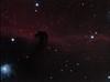 Horsehead Nebula draft (chris_swatton) Tags: auto uk england sky night garden stars photography star signature tripod bisque hampshire apo rob mount miller astrophotography software series astronomy triplet mx equatorial paramount fareham filterwheel tmb robotic lodestar f7 oag lrgb atik guider 130mm autoguider computerised 314l tmb130ss megamount tri36m