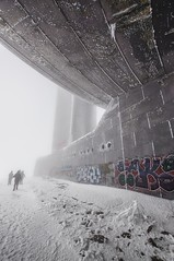 Concrete Enterprise (Valentin N) Tags: winter bulgaria buzludzha