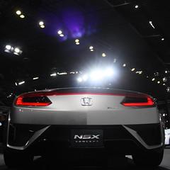 Honda NSX (iyoupapa) Tags: honda  nsx     sapporomotorshow