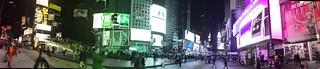 #CrazyCamera Times Square