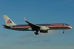 N656AA (Steelhead 2010) Tags: mia boeing americanairlines b757 b757200 n656aa nreg