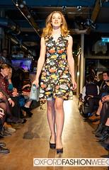 Oxford Fashion Week 2014 - High Street Show, The Varsity Club, High Street, Oxford 04-03-14