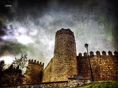 De cuento (llortj) Tags: avila piedras murallas murallasdeavila castillayleonespaa llortj