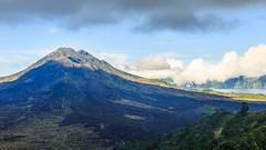 Bali's Most Active Volcano (Kristin Lau) Tags: bali nature indonesia landscape volcano asia kintamani