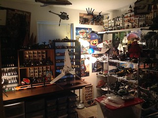 Corner peek Lego Room