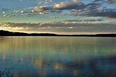 Sunset on the Potomac (fj40troutbum) Tags: potomacriver hdr enfuse