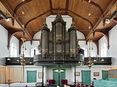 Van Dam Orgel Berkhouter kerk (PortSite) Tags: music holland church netherlands nikon interieur nederland muziek classical église paysbas kerk hdr orgel architectuur berkhout 2014 vandam portsite d3s