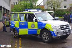 Mitsubishi Shogun Dumbarton 2014 (seifracing) Tags: rescue cars car scotland mod cops scottish police emergency polizei spotting services policia recovery strathclyde polis polizia ecosse 2014 policie seifracing