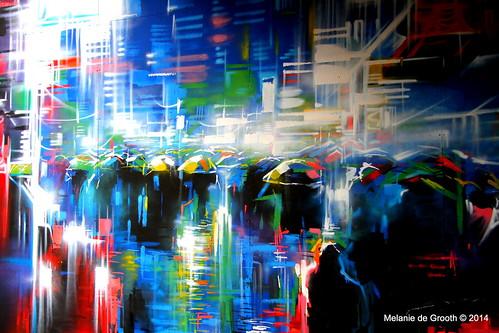 Graffiti Exhibition at Southbank 2