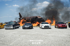 Airport Fire Training Event