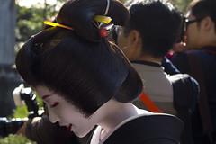 Geisha (Japanexperterna.se) Tags: japan japanese kyoto geiko geisha    gion sayaka