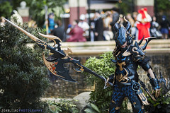 Katsucon2015_MG_2407 (John Jiao Photography) Tags: anime canon photography frozen costume model cosplay character manga 85mm craft games gaming diablo cosplayer d3 f12 6d katsucon 2015 f12l worbla