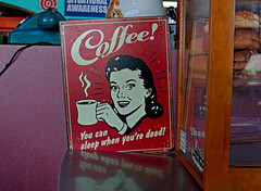 Coffee Talk (jcc55883) Tags: hawaii cafe fuji oahu honolulu coffeehouse 12thavenue fujifinepix kaimuki waialaeavenue cofeetalk finepixax660