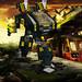 BattleMech Ocelote Background