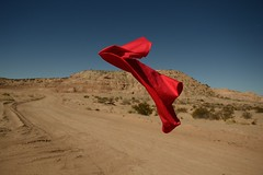 Una Mala Decision/ A Bad turn (Vintagefiend) Tags: art desert surrealism creative compositions surreal places elpaso conceptual