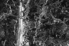 Icicle Abstract No. Four, 2015.01.25 (Aaron Glenn Campbell) Tags: winter abstract detail macro ice nature closeup frozen nikon pennsylvania sony icicle manualfocus nepa primelens luzernecounty colorefexpro mirrorless fotodiox thetubs viveza a6000 micronikkorauto55mmf35 seventubsnaturalarea plainstownship nikcollection sonyalpha6000 ilce6000 hikepa niknexlensadapter