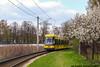 SachsenTram NGT6DD-ZR #2581 (Łukasz Janowicz) Tags: tram tramwaj dvb трамвай 2581 weixdorf strasenbahn sachsentram ngt6ddzr