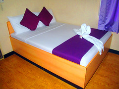 Nice Bed (Irvine Kinea) Tags: world voyage travel bridge cruise pope station saint ferry john paul island restaurant cafe stem cabin ramp asia ship fiesta state desk room horizon philippines arcade vessel super front tourist class hallway lobby deck gaming alleyway tatami vip trips hippo mast value suite accommodation tours stern propeller console augustine economy navigation charging rudder nn mega negros ats aft forecastle amenities 2go nenaco