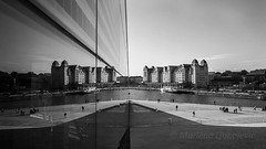 Mirror mirror (miss_marla84) Tags: people white house black oslo opera tiny