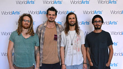 Givers & Takers Live on the WorldArts Stage