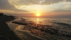 May light (ossington) Tags: sky toronto canada beauty sunrise outdoors shoreline lakeshore lovely lakeontario bliss
