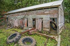 ds_set_olddairybails (davidspeight) Tags: rural farm rustic australia dairy eureka northernrivers