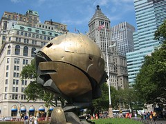 27 Juillet 2007 - 27 - The Sphere 2 (Patrick Limoges) Tags: new york city