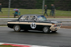 BMW 1800 Tisa ({House} Photography) Tags: uk car festival race canon kent automotive racing historic bmw 1800 motor hatch panning ti brands motorsport tisa fawkham 70d housephotography timothyhouse