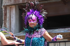 SF Carnaval 2016 (DanceAndRun) Tags: sf carnival pink san francisco breast cancer carnaval cure manal