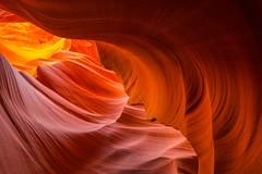 Antelope Canyon 9 Curvas y luces (carlosjarnes) Tags: luces canyon antelope curvas eeuu