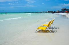 Crescent Beach Siesta Key, FL (s1m0nes) Tags: vacation beach gulfofmexico water sunshine sand nikon waves florida bluesky sarasota crescentbeach siestakey lightroom beachscape sunshinestate d7000 nikond7000