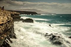 Playa de Ajuy 03 cr (mschelhorn) Tags: ocean sea vacation sky beach strand spain sony fuerteventura urlaub slt spanien espania 2016 a99 michaelschelhorn