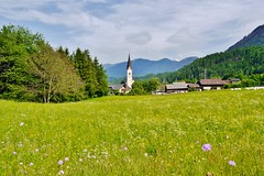 Krnten (yuliyadraganova) Tags: trip travel mountains history nature architecture buildings landscape austria sterreich europe churches traditions krnten carinthia explore monastery