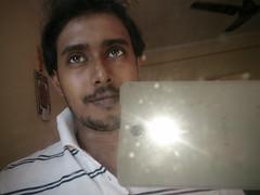 Selfie Time (mahidoes) Tags: portrait india man male me face myself indian sony young lanka human srilanka selfie sinhalese xperia